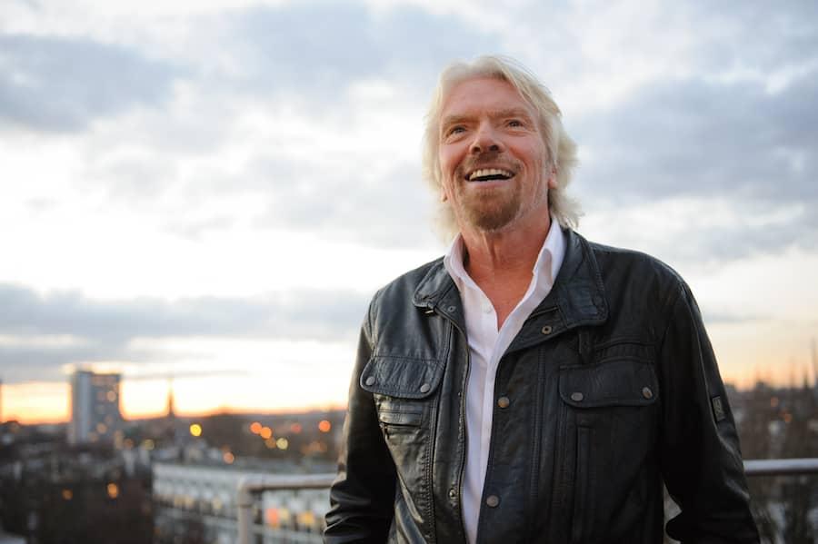 Richard Branson: l'équilibre entre famille et travail