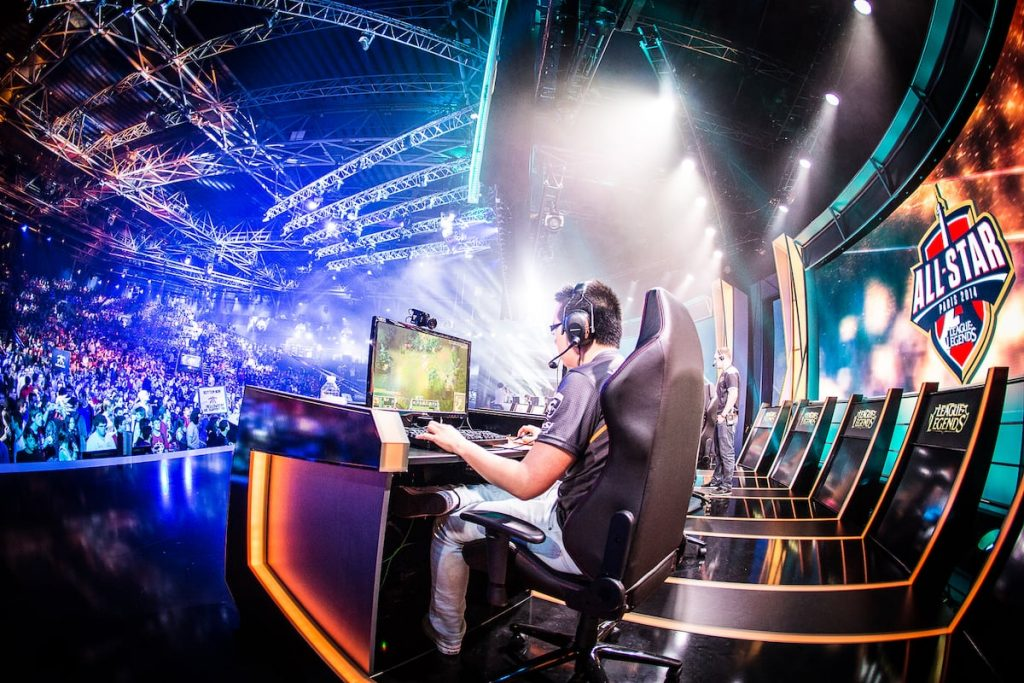 L'E-Sports et la possibilité d'amener les millennials dans les établissements de jeu
